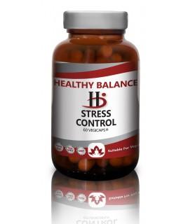 STRESS CONTROL 60 VEGICAPS