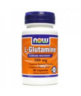 L-GLUTAMINE 500mg 60caps