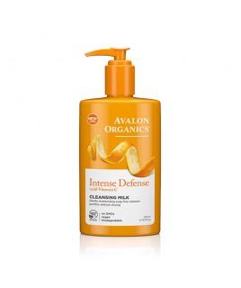 Avalon Organics Vitamin C Renewal Hydrating Cleansing Milk 251ml