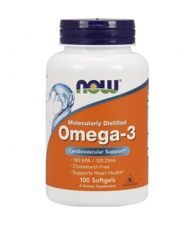 Now Foods OMEGA-3 1000mg 100sgels Now Foods