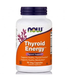 THYROID ENERGY 90vcaps Now Foods