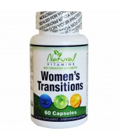 Natural Vitamins Women's Transitions 60κάψουλες