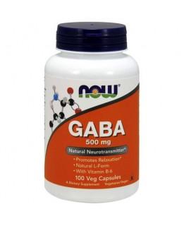 GABA 500mg 100vcaps