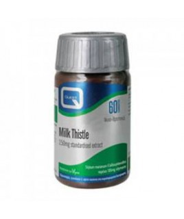 MILK THISTLE 150mg Extract eq. to 7500mg 60 tabs