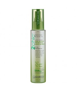 2 CHIC ULTRA MOIST DUAL ACTION PROTECTIVE LEAVE-IN SPRAY 118mL