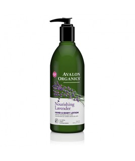 Avalon Organics Lavender Hand & Body Lotion 340gr