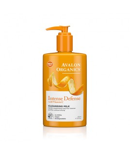 Avalon Organics Vitamin C Renewal Hydrating Cleansing Milk 251ml