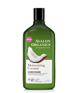 Avalon Organics Moisturizing Coconut Conditioner 325ml