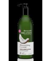 Avalon Organics Moisturizing Coconut Hand & Body Lotion 340gr