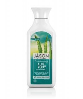 Jason Σαμπουάν με Βιολογική Aloe Vera 84% για Ξηρά & Αφυδατωμένα Μαλλιά 473ml