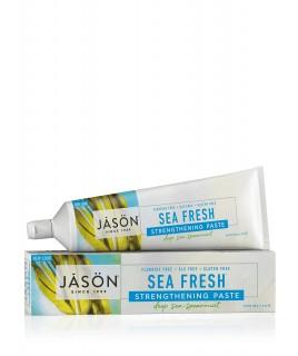 Jason Sea Fresh Οδοντόκρεμα χωρίς φθόριο 170gr
