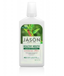 Jason Healthy Mouth Στοματικό Διάλυμα 473ml