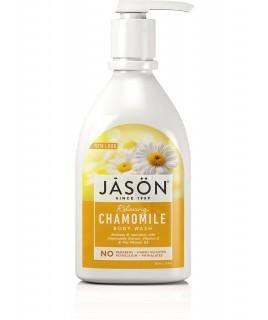 Jason Αφρόλουτρο με βιολογικό χαλαρωτικό Χαμομήλι 887ml