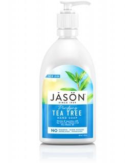Jason Κρεμοσάπουνο με αντισηπτικό έλαιο Τεϊόδενδρου 473ml