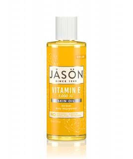 Jason Vitamin E 5,000 IU Oil All Over Body Nourishment 118ml