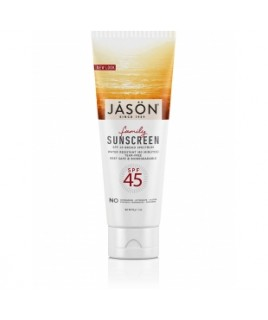 Jason Sunscreen Family Water Resistant SPF45 113ml