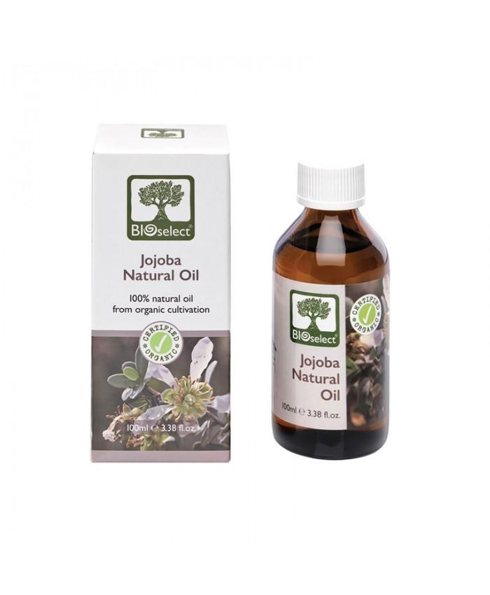 Bioselect Jojoba Natural Oil 100ml