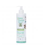 Bioselect Baby Happy Hour - Shampoo & Shower Milk 500ml