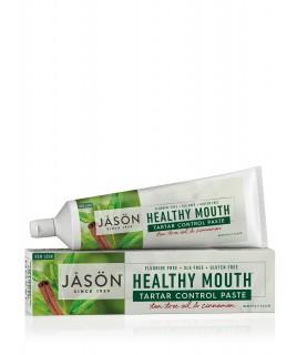 Jason Healthy Mouth oδοντόκρεμα χωρίς φθόριο 170gr
