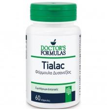 Doctor's Formulas Tialac 60 κάψουλες