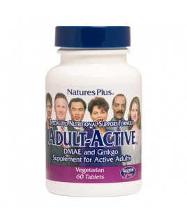Nature's Plus Active Adult 60 ταμπλέτες
