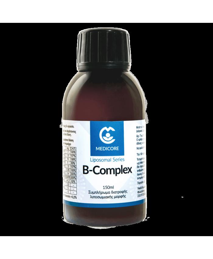 Medicore Liposomal Vitamin B Complex 150ml