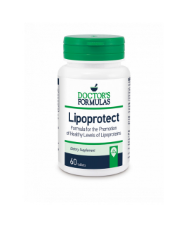 Doctor's Formulas Lipoprotect 60 ταμπλέτες
