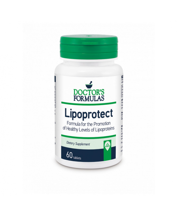 Doctor's Formulas Lipoprotect 60 ταμπλέτες