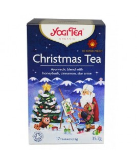 YOGI TEA CHRISTMAS COLLECTION 24φακ. Yogi Tea