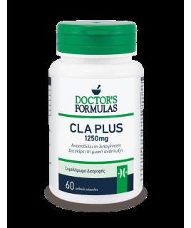 Doctor's Formulas CLA Plus 1250mg 60 κάψουλες