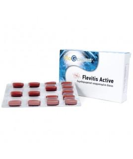 Viogenesis Flevitis Active 30 Κάψουλες Viogenesis