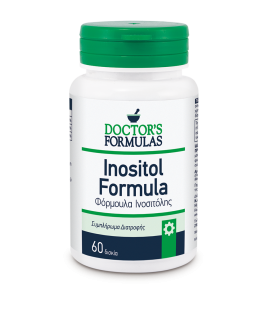 Doctor's Formulas Inositol 60 ταμπλέτες