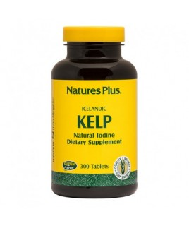 Nature's Plus Kelp 300tabs