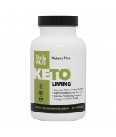 Nature's Plus Keto Living Daily Multi 90vcaps