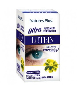 Nature's Plus Lutein Ultra 60caps