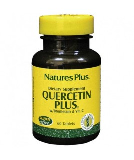 Nature's Plus Quercetin Plus 60tabs