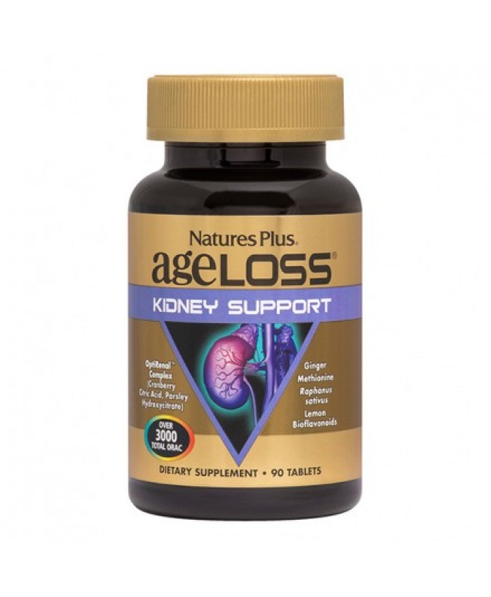 Nature's Plus Ageloss Kidney 90tabs