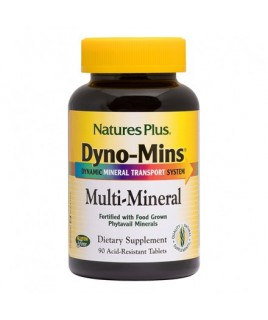Nature's Plus Dyno-Mins Multi Mineral 90tabs