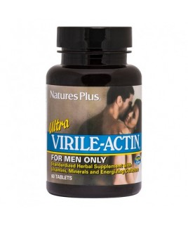 Nature's Plus Ultra Virile-Actin 60tabs