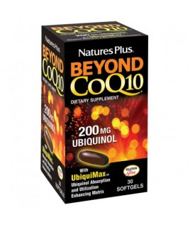 Nature's Plus Beyond CoQ10 200mg 30caps