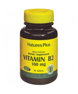 Nature's Plus B-2 100 mg 90tabs