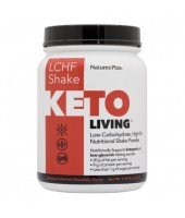 Nature's Plus Keto Living Shake 675gr Chocolate