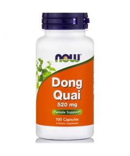 DONG QUAI 520mg 100caps Now Foods