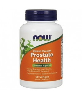 Now Foods Prostate Health Clinical Strength 90 μαλακές κάψουλες Now Foods