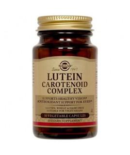 Solgar Lutein Carotenoid Complex 30 φυτικές κάψουλες Solgar