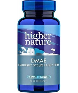 Higher Nature Dmae 60vcaps