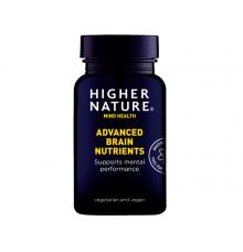 Higher Nature Brain Nutrients 90tabs