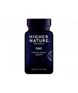 Higher Nature True Food Zinc 90vtabs