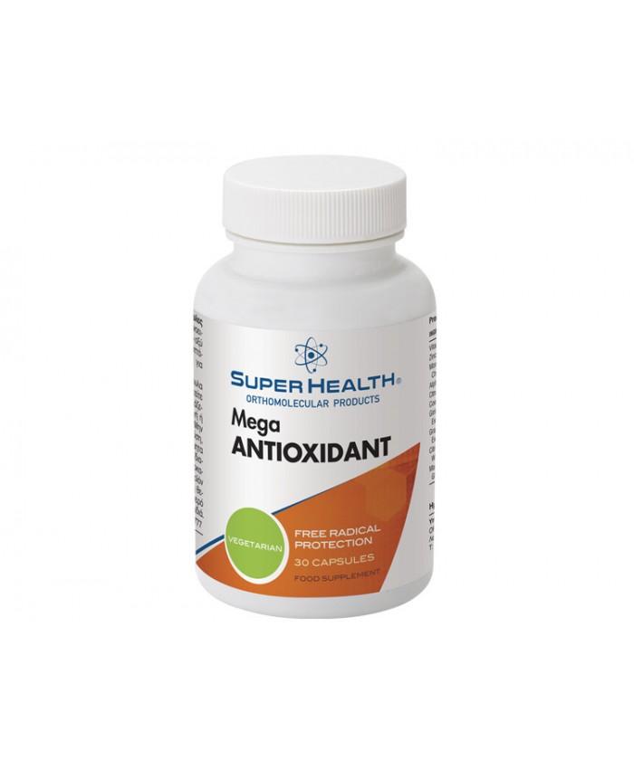Super Health Mega Antioxidant 30caps