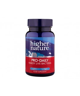 Higher Nature Probio Daily 30tabs